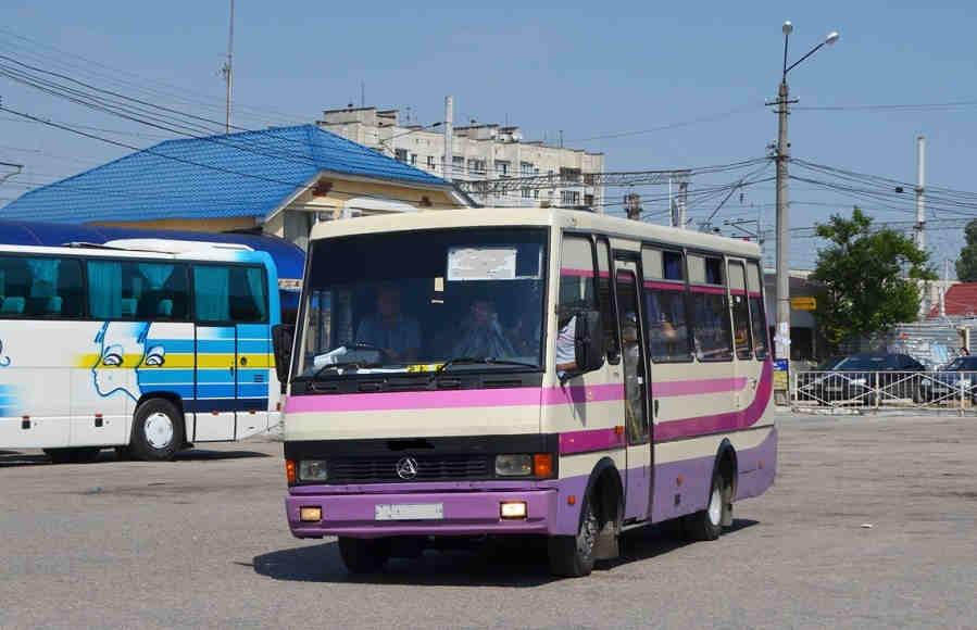 Автовокзал Евпатории