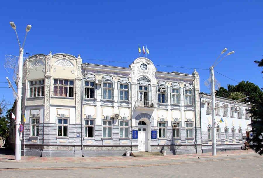 Администрация города Евпатории: сложная, но почетная работа