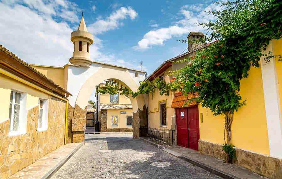 Евпатория, Старый город: захватывающее историческое путешествие