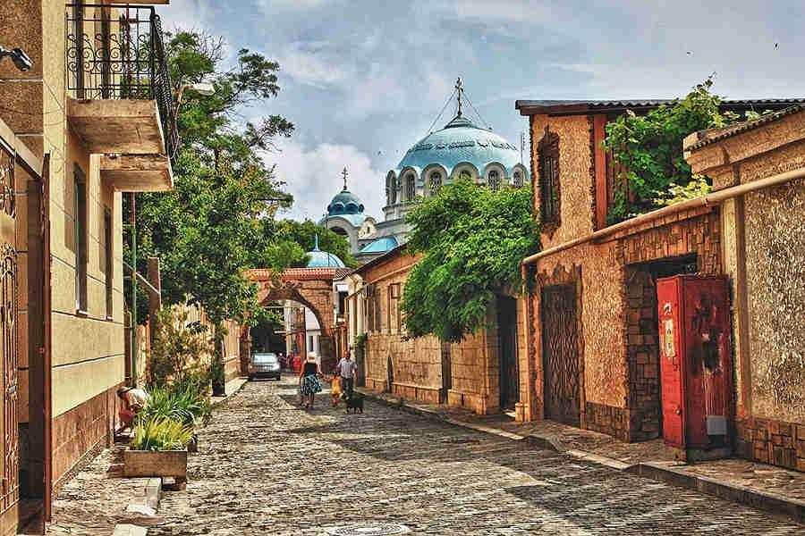 Чудесная и солнечная Евпатория: история города