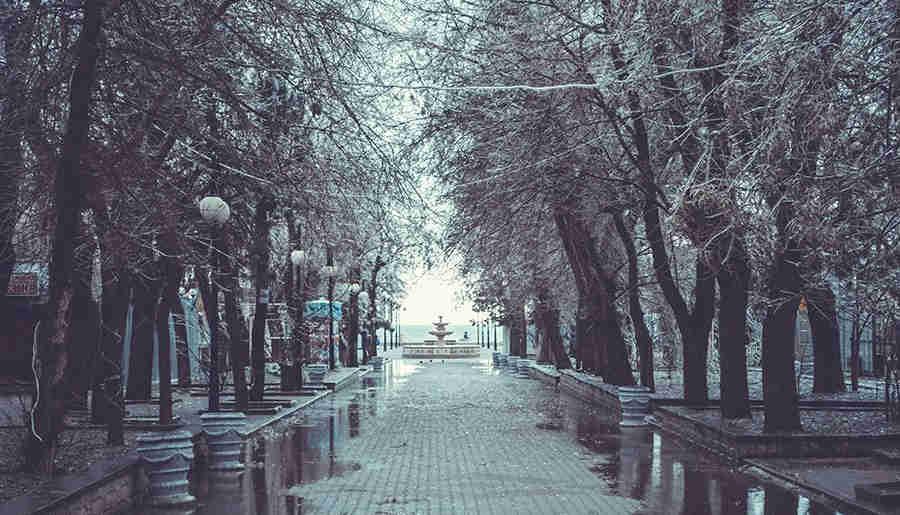 Погода в Евпатории на декабрь 2017: добро пожаловать в город!