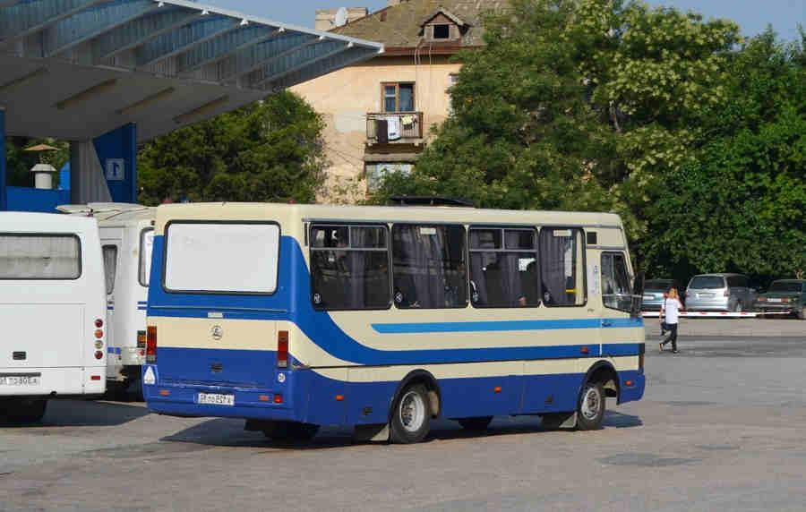 Автовокзал Евпатория: официальный сайт, цены на билеты, расписание автобусов