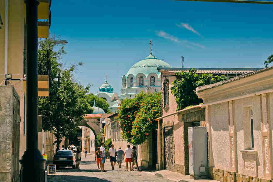 Город Евпатория: лечит и дарит позитив