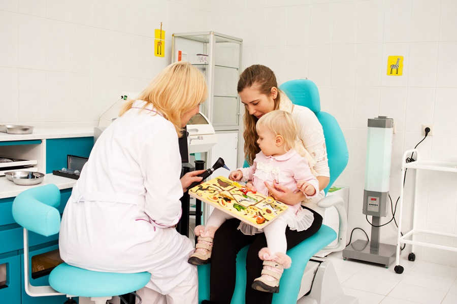 Детская поликлиника, Евпатория: помощь для младших жителей